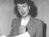 ELLA MAE MORSE ~ HELLO, SUZANNE ~ 1944