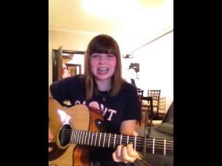 Rolling in the deep / Adele - cover by Erika Lundmoen