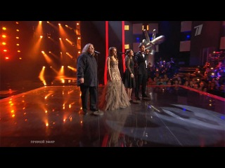 Голос - Александр Градский и его команда поют песню `Hey Jude`