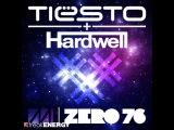 Tiesto &amp Hardwell - Zero 76(J&ampL remix)(radio edit)