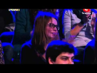 Украина имеет талант! 5 сезон: Юрий Астахов слепой DJ