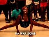 TWERKING! YOU AINT ABOUT THAT LIFE ( WALA CAM ) DA WAR ZONE