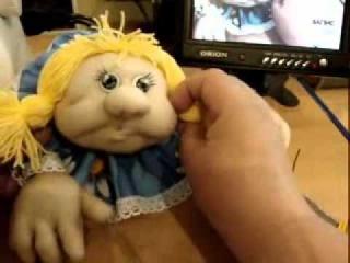 Кукла-попик своими руками ч.4 (видео мастер-класс) [zhezelru]