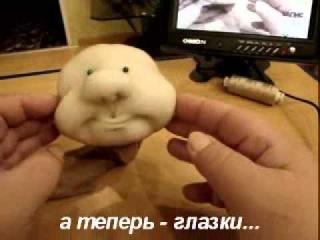 Кукла-попик своими руками ч.2 (видео мастер-класс) [zhezelru]
