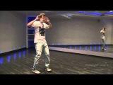 Обучение танцу в стиле «шафл» ч.5 (онлайн урок) [uroki-online.com]