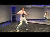 Обучение танцу в стиле «шафл» ч.4 (онлайн урок) [uroki-online.com]
