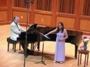 Mozart: An Chloë - Arianne Abela Senior Recital