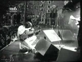 О последнем концерте Виктора Цоя в лужниках