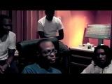 Vybz Kartel, Tommy Lee, Anju Blaxxx & Dinearo In UIM YVP Studio Chillin SEP 2011