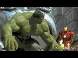 Spiderman, Ironman and Hulk Adventure