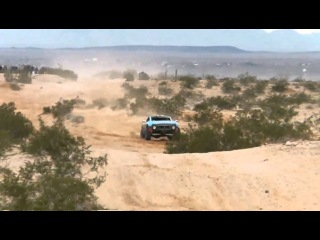 Rally Fighter Flips Over and Keeps on Racing (Official) [HD]