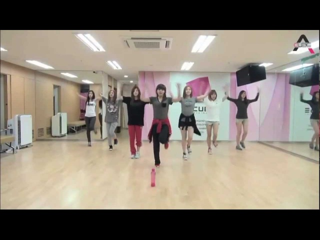 A-Pink BUBIBU Dance Practice Full Version