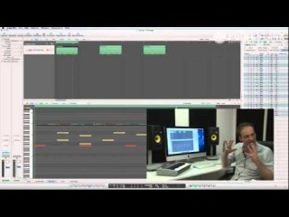 Friday Forum Live! 27th July 2012 - Beatmaking & Swing in Logic