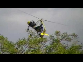 GYROCOPTER FLYING DISPLAY - HAMILTON