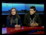 Олександр Пономаренко і Дар'я Ткацевич на 9 каналі після Дня Злуки