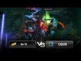 Na`Vi vs Team Liquid teamfight @ RaidCall EMS One Spring