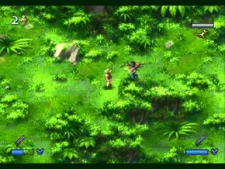 Играем в Парк Юрского периода 2 (Часть #1) (Jurassic Park 2)