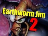 Обзор Червяк Джим 2 (Earthworm Jim 2)