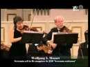 Serenata notturna (K 239) - 3. Rondò-Allegretto-Adagio-Allegro - W. A. Mozart