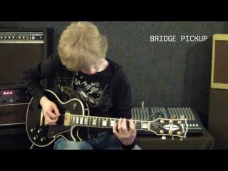 Струнодер 2.0 - Yamaha SG 2000 vs Gibson LP Custom 1976