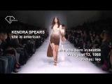 fashiontv   FTV.com - CONSTANCE JABLONSKI + KENDRA SPEARS  MODELS W S/S 2011