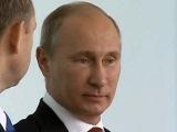 Президент России Владимир Путин в День знаний посетил гимназию на северо-западе столицы - Первый канал