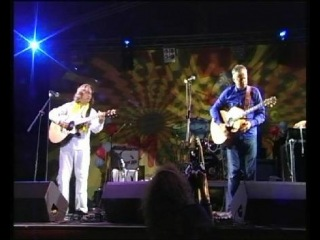 Томми Эммануэль и Тимур Ведерников на Фестивале МАМАКАБО - Коктебель 2008