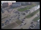 Жуткая авария в Уфе 13.10.12 (Сипайлово, Жукова-Гагарина)