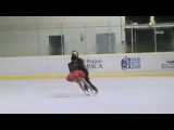 Валерия СтарыгинаИван Волобуев, Кубок Ниццы, 2012, короткий танец