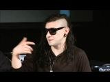 REGENERATION Live Stream Jason Bentley Interviews Skrillex
