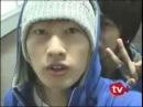 Yesung Camwhoring Behind Eunhyuk