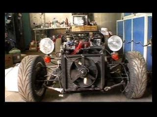 Реставрация автомобиля Lotus (Лотус) 1957 года
