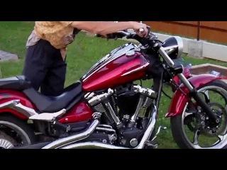 RAIDER-YAMAHA 1900 XV-Przyjemnosc i Zadowolenie z jazdy tym motocyklem.