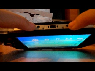 Распоковка PSP SLIM 3008 часть 1