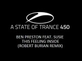 Ben Preston Feat. Susie - This Feeling Inside (Robert Burian Remix) Lange