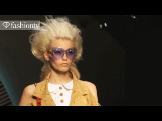 Abbey Lee Kershaw & Sigrid Agren: Top Models, Spring 2012 | FashionTV - FTV