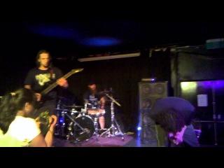 Odiusembowel live @East West Death Grind Fest 4 (vid 2)