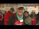Harrison Ford feeds the Homeless at LA Mission's Christmas Eve Dinner 2012