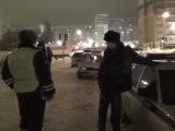 Пьяных сотрудников ГУФСИН задержал патруль ГИБДД