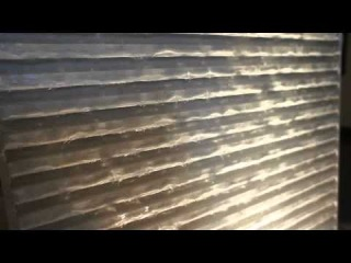 Водопад по фрезерованному граниту Acrylicaquarium.ru