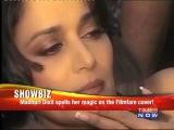 Madhuri spells magic on Filmfare cover