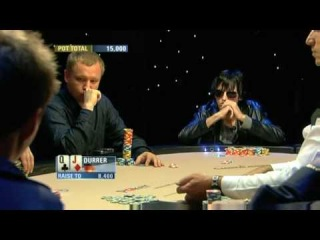 European Poker Tour EPT 4 Baden Alex Kravchenko Vs Michael Durrer