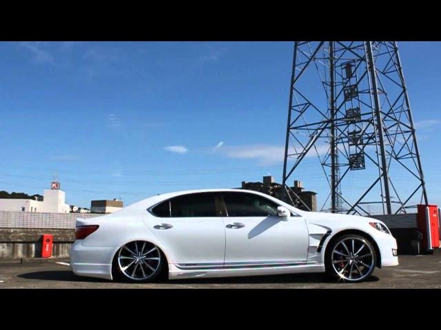 Lexus LS460 Hydraulics amp Lowenhart Produce By SKIPPER