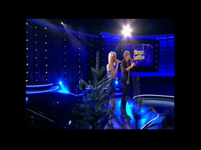 Erik Linder och Elina Thorsell - BingoLotto 2/12 2012