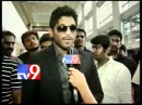 My wife is my fashion designer for Julayi - Allu Arjun - Tv9