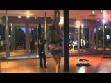 Heather and Tiel from Awakenings Pole Dance Fitness Fall 2012 Duet