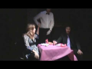 PARI E PATTA, Viviana Colais, Luca Basile, Ferdinando Spiniello, Piccolo Teatro Campo d'arte