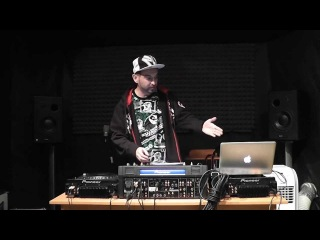 DJ Peretse - Создание ремикса на Ableton Live с iPad и touchAble