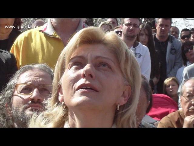 Apparizione Mirjana - Medjugorje 18 marzo 2012