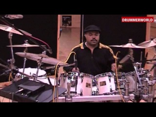 Dennis Chambers: Just the Drums: STUDIO PERFORMANCE
